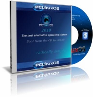 Product picture PCLinux 2010 (32 bit)
